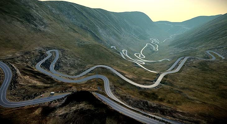 Voyage plus belle route transfagarasan roumanie planet ride